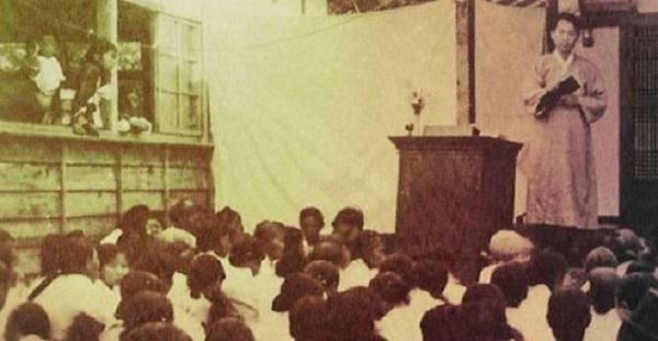 감리회, 이용도 목사 신학과 영성 재조명