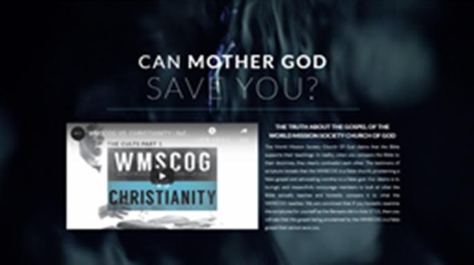미국 반(反) 하나님의교회(안상홍증인회) 사이트 개설